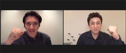 松本幸四郎、尾上松也の配信後コメントが到着 「歌舞伎夜話特別編 第一回『歌舞伎家話』」視聴体験レポート