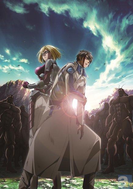 TVアニメ続編タイトルは『テラフォーマーズ リベンジ』に決定