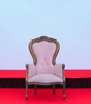 AKB48シングル選抜総選挙第1位の椅子 / (C)AKS