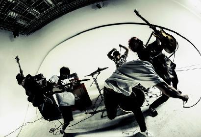 "ALL OFF、11/4リリースのTVアニメ""ヘヴィーオブジェクト""のOPテーマ『One More Chance!!』の特典公開!"
