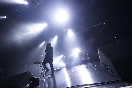K:ream、メジャーデビューを発表したZepp Nagoyaワンマンライブのオフィシャルレポートが到着、メジャー1st EPのリリースも決定
