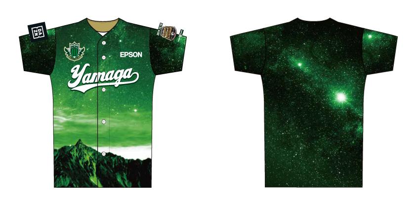 来場先着17,000名に「金J限定ベースボールシャツ」をプレゼント(※ホームサポーター限定)