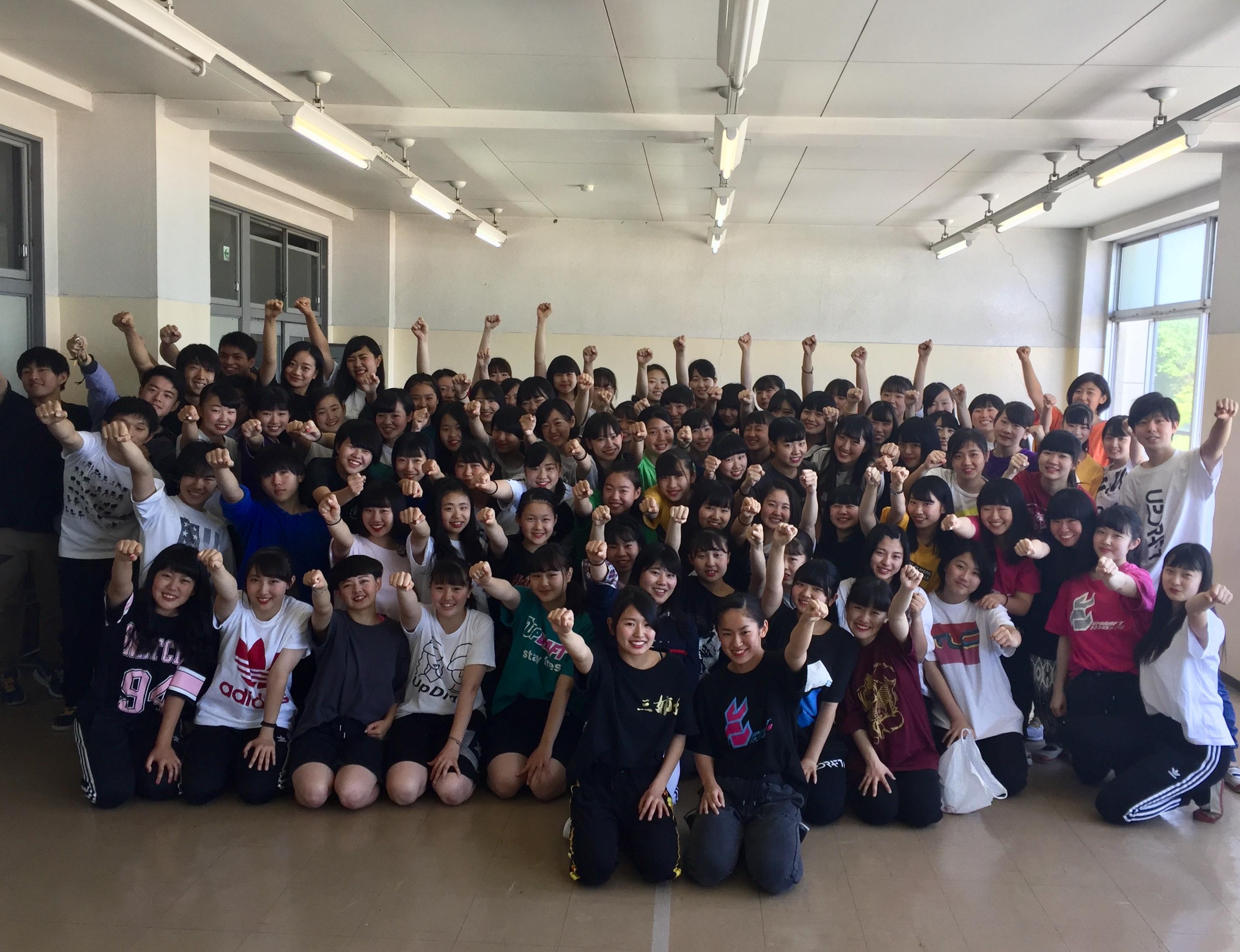 百合丘高等学校(横浜公演)
