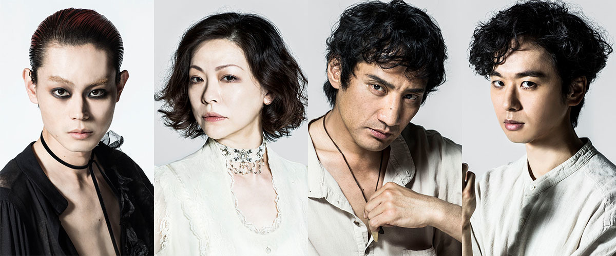 左より)菅田将暉、 秋山菜津子、 谷田 歩、 橋本 淳