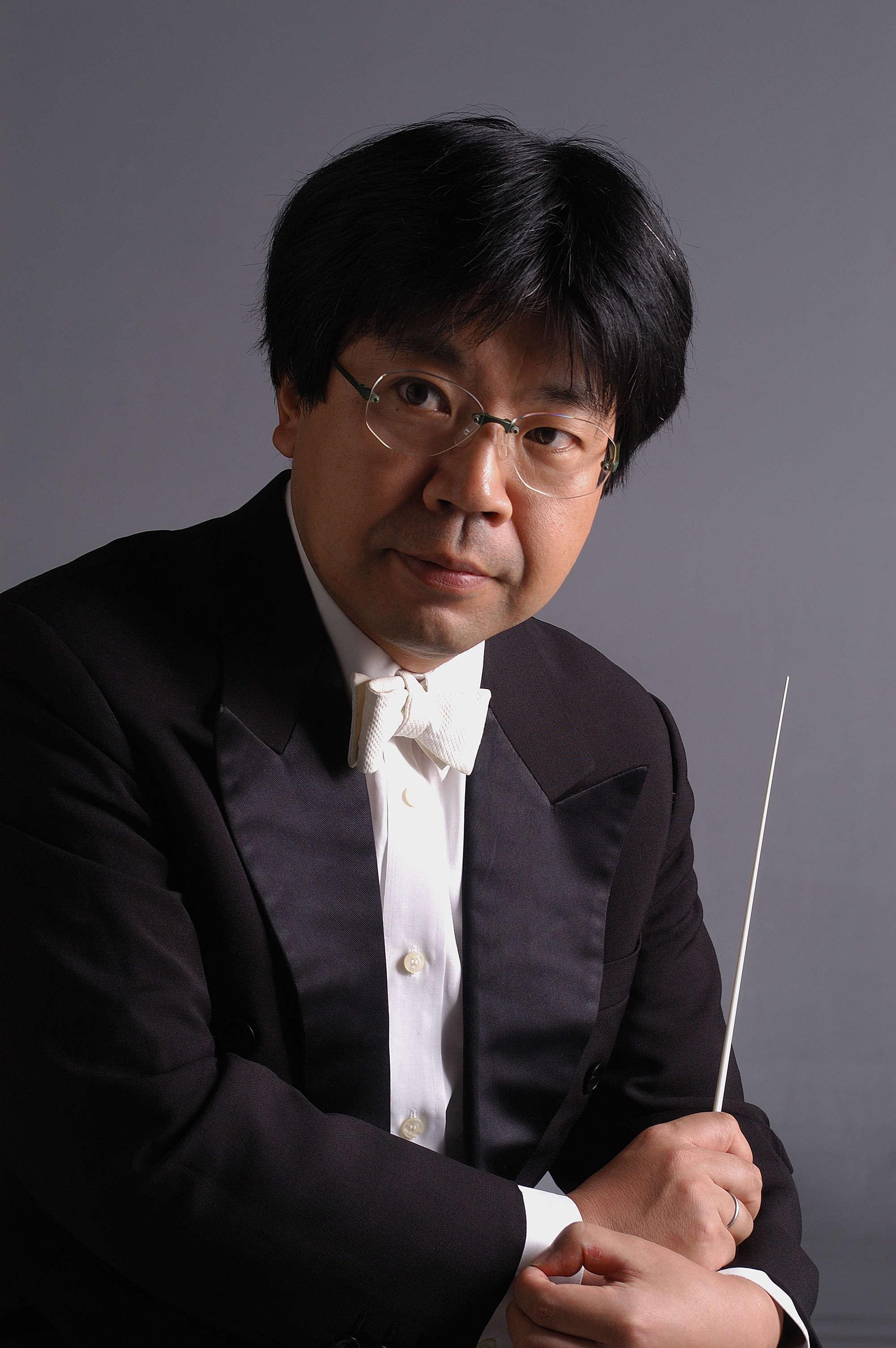 近年ショスタコーヴィチをよく演奏する高関健 (c)Masahide Sato