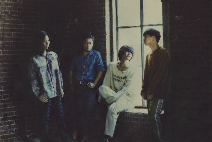 LAMP IN TERREN、新曲「心身二元論」のデジタルリリースを発表
