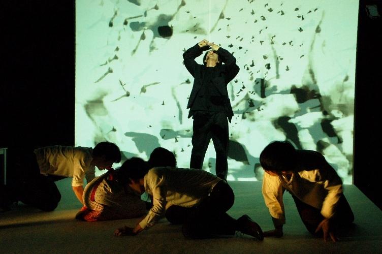 第16回公演『あたらしいなみ』(2017年) 作:サカイヒロト(WI'RE) 演出:樋口ミユ(Plant M)