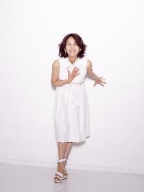 NOKKO、REBECCA復活を経てソロアルバム『TRUE WOMAN』を3月に発売&全国ツアーも開催