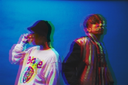 BACK-ON、ニューアルバム『FLIP SOUND』のだまし絵にようにも見えるアートワークを公開