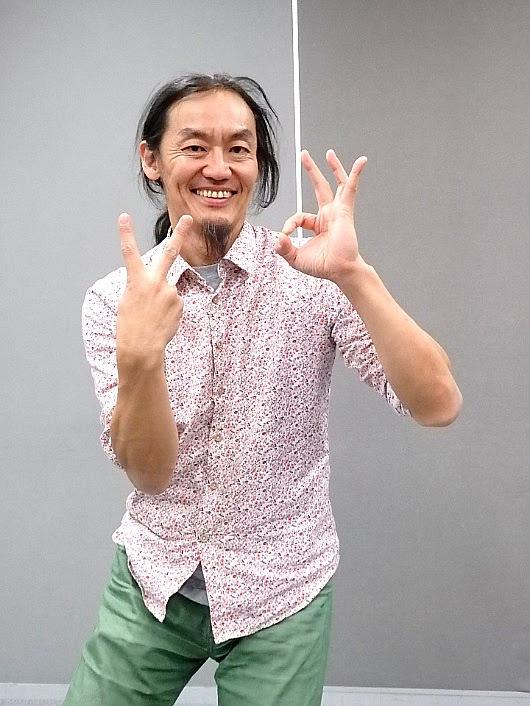 『20th Century Toy』を語るコンドルズ主宰、近藤良平(撮影/石橋法子)