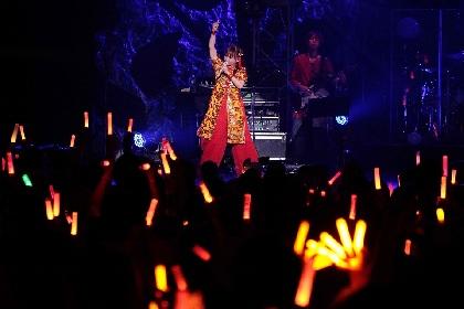 中川翔子 令和初ライブはバースデーライブ、子どもたちと一緒にポケモンの名曲を熱唱