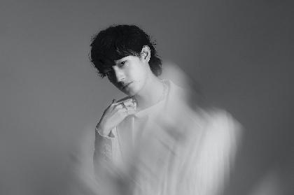 向井太一、「変化」をテーマにした新作EP『DOORS』を9月にリリース決定 Shin Sakiuraと共同プロデュースで制作