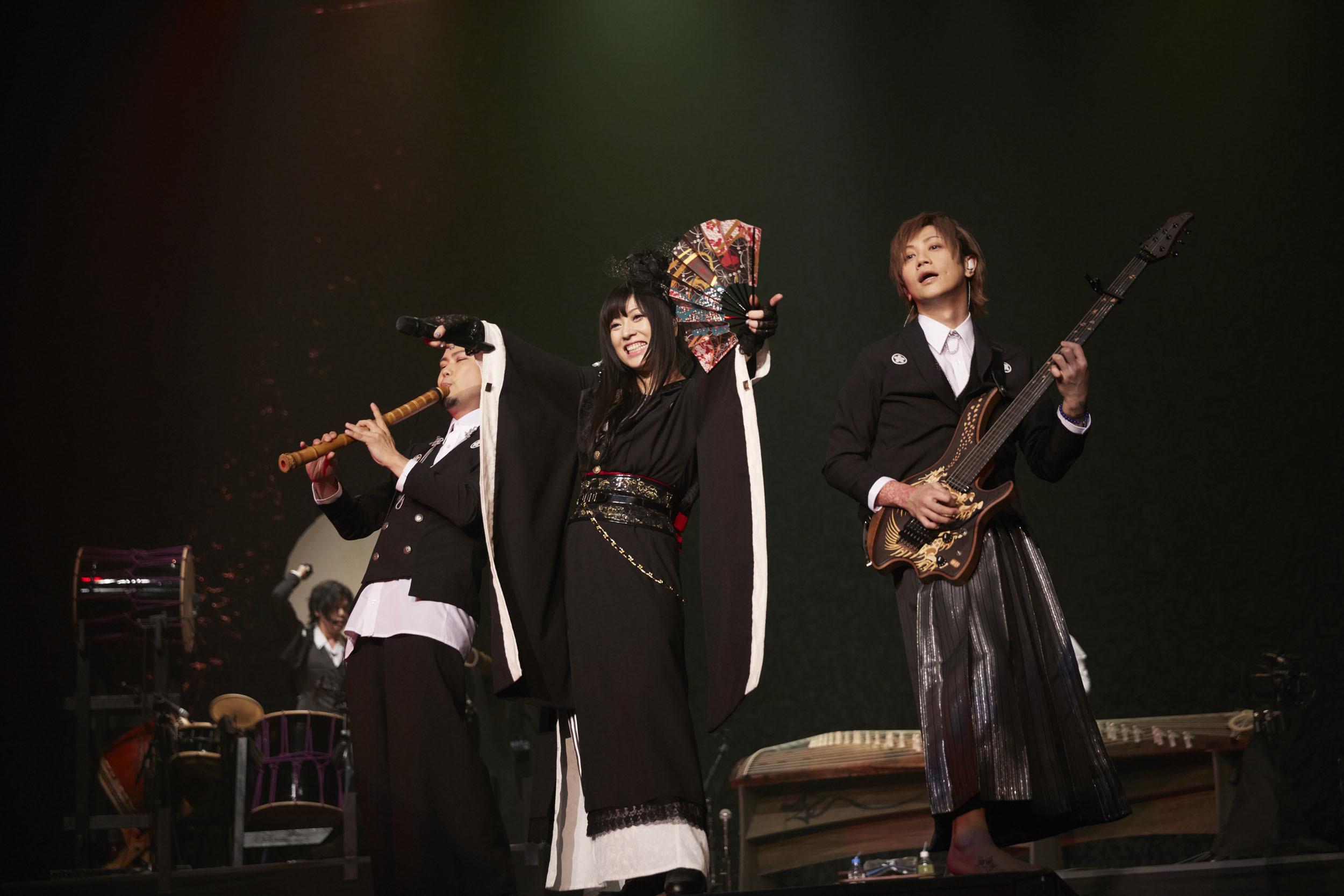『和楽器バンド Premium Symphonic Night 〜ライブ&オーケストラ〜 in大阪城ホール』