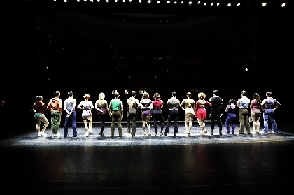 ミュージカル『コーラスライン』来日公演2018 開幕まで1週間、来日ツアーの全キャストが発表