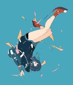 """三月のパンタシア、Vo.みあ書き下ろしの""""夏""""をテーマにした青春小説の連載がスタート"""