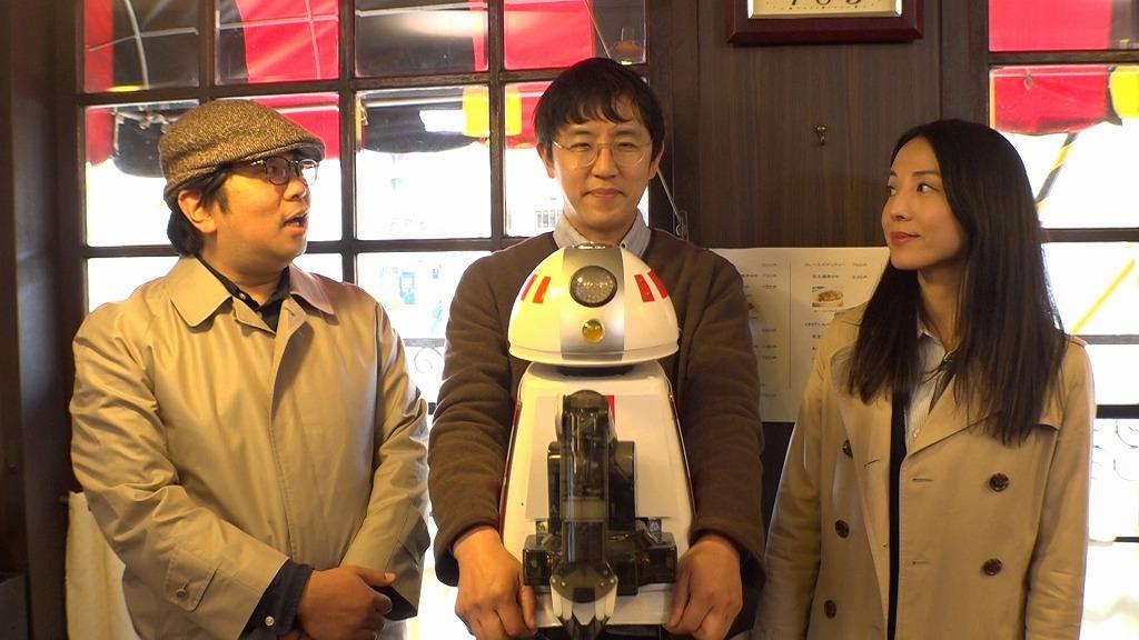 「MKH」(左から)諏訪雅、酒井善史、早織