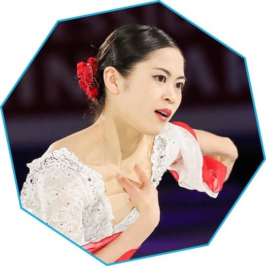2022年『北京冬季オリンピック』では表彰台が期待される宮原知子