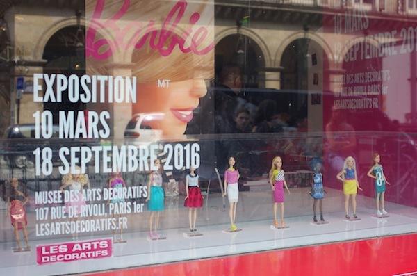 『Barbie』展