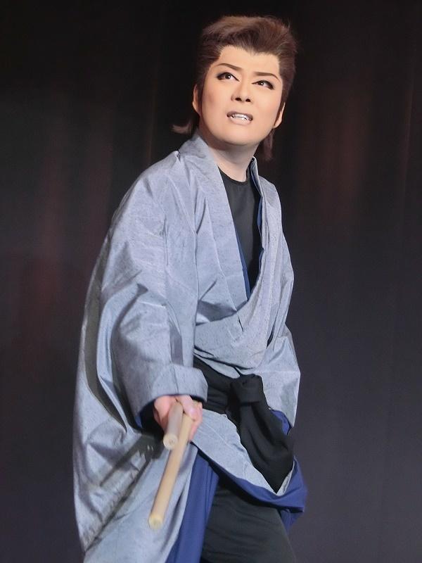 龍新座長 若くみずみずしい舞踊「新無法松の一生」(2016/2/11)