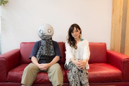 『NieR:Automata』を彩ったモーションアクターの存在 川渕かおり・ヨコオタロウに制作秘話を聞く