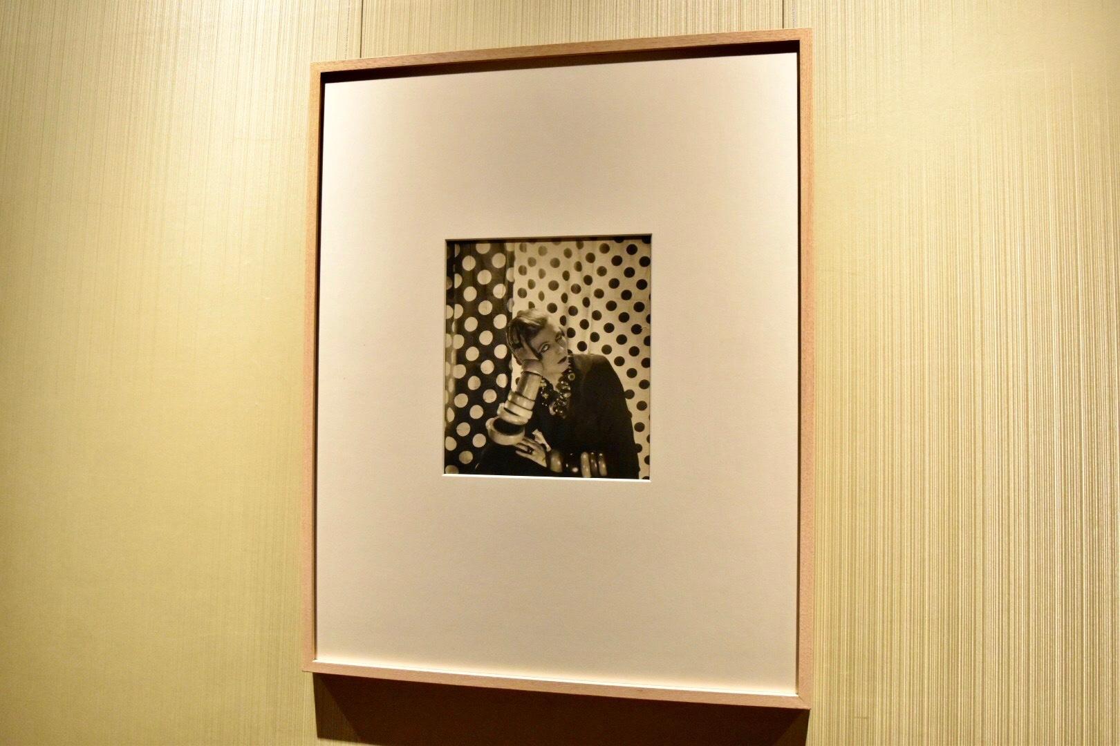 《ナンシー・キュナード》 セシル・ビートン 1924年 神戸ファッション美術館蔵