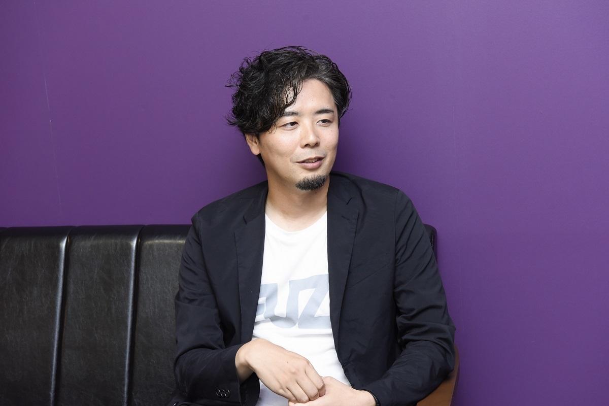 LOST IN TIME・海北大輔 撮影=AZUSA TAKADA