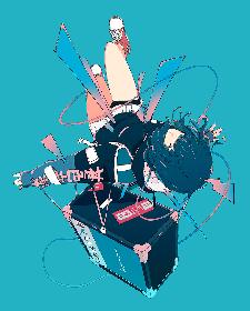 三月のパンタシア×J-WAVE「SONAR MUSIC」マンスリー企画「SONAR'S NOVEL」放送決定 書き下ろし小説『ブルーポップは鳴りやまない』をみあが朗読