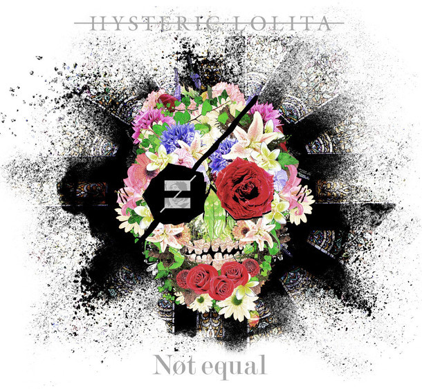 Hysteric Lolita「≠ Not equal」ジャケット