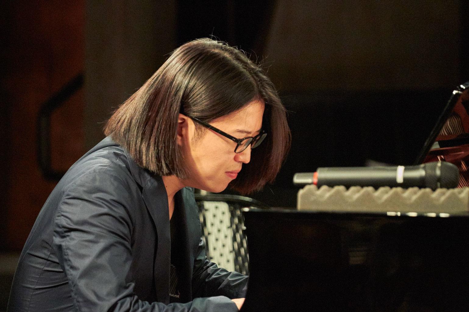 反田恭平(ピアノ) 撮影=岩間辰徳