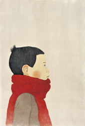 松本大洋《かないくん》BIB2015参加 (C)Taiyo MATSUMOTO