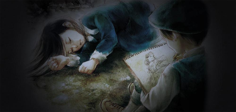 【読み語り版】4th Album「L-エル-」Story Book