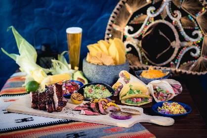 2018年のガーデンBBQはテキサスメキシカン! ハイアット リージェンシー 大阪『ベイサイド BBQ Tex-Mex(テックス・メックス)』