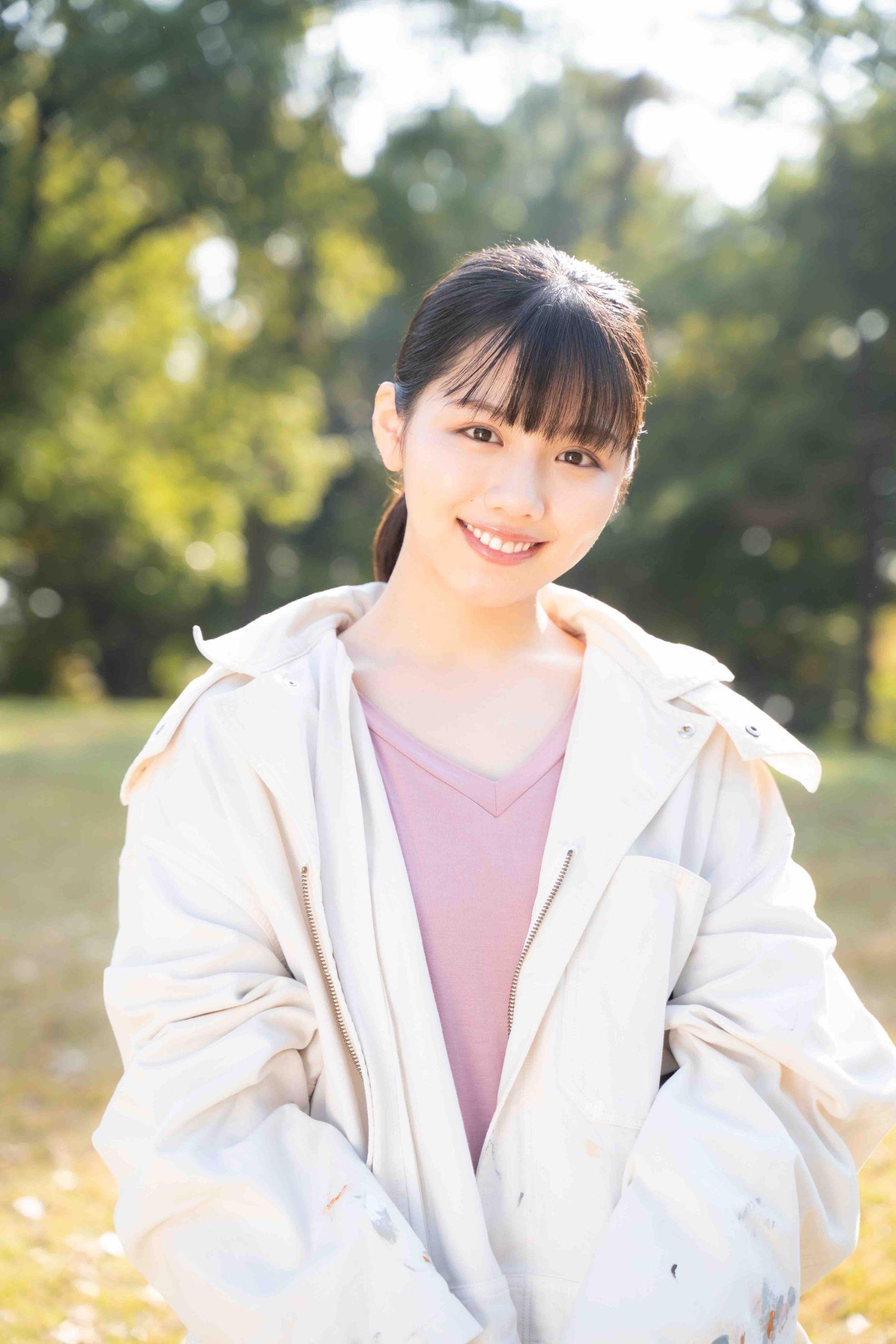 渡邉美穂(日向坂46) (C)NTV