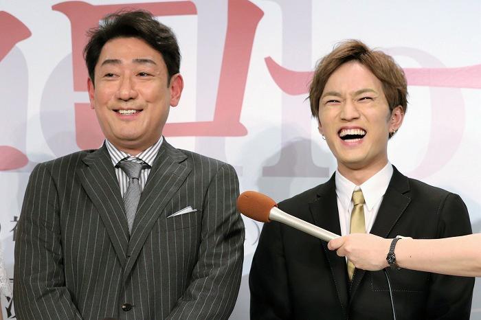 神山さんのこの笑顔、いいですね!