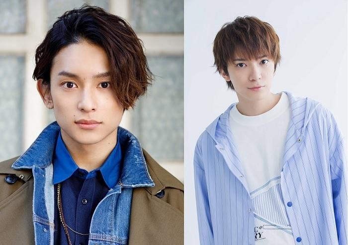 (左から)橋本祥平、糸川耀士郎
