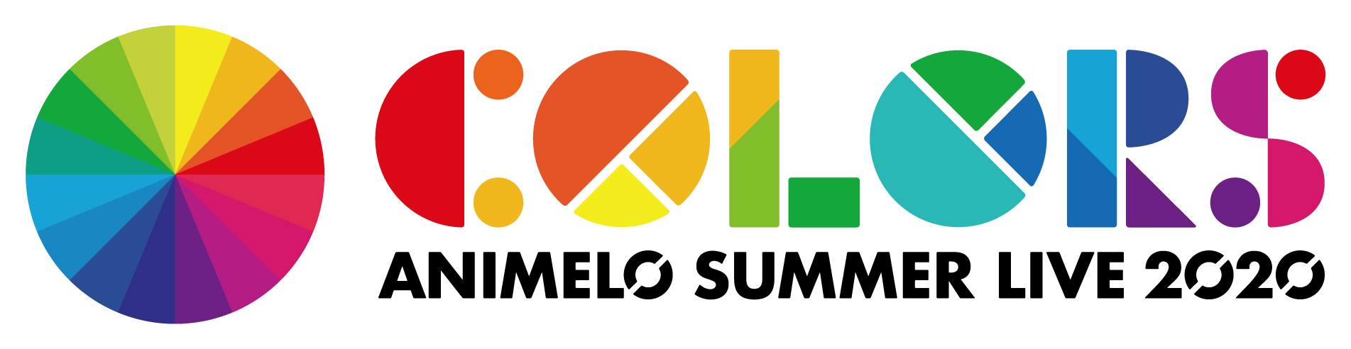 『Animelo Summer Live 2020 –COLORS-』ロゴ (c)Animelo Summer Live 2020