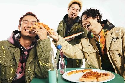 WANIMA、新曲「Chilly Chili Sauce」発売日当日にLINE LIVE開催 トークセッションのほかアコースティックライブも実施