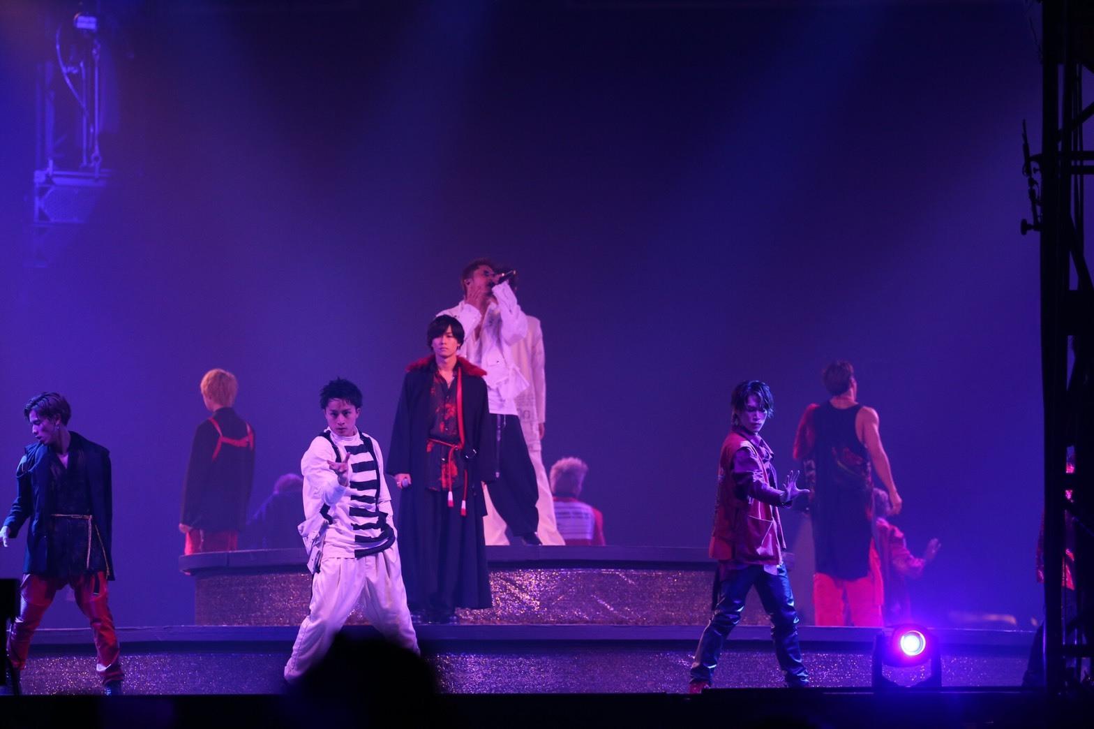 『BATTLE OF TOKYO ~ENTER THE Jr.EXILE~』最終公演