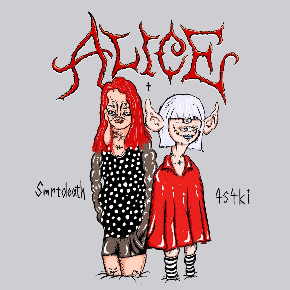 4s4ki「ALICE feat. Smrtdeath」