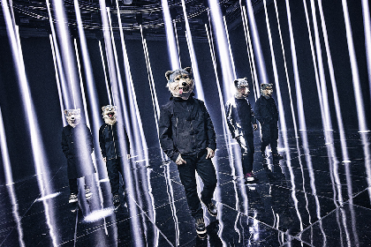 """MAN WITH A MISSION、3年半ぶりオリジナルアルバムの""""2作連続""""リリースが決定 『Merry-Go-Round Tour 2021』のコンセプトも発表"""