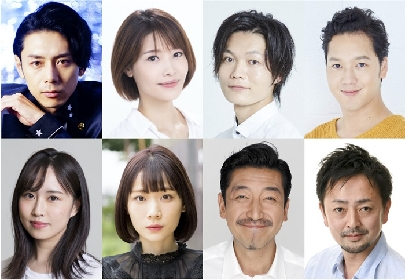 富田翔主演 舞台『知恵と希望と極悪キノコ』がキャストを一新して上演決定