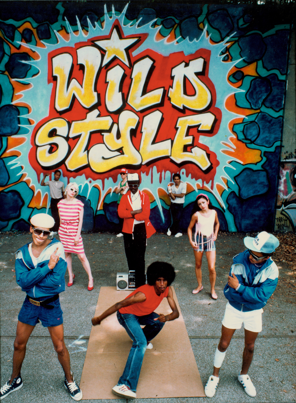 映画「Wild Style」©New York Beat Films LLC