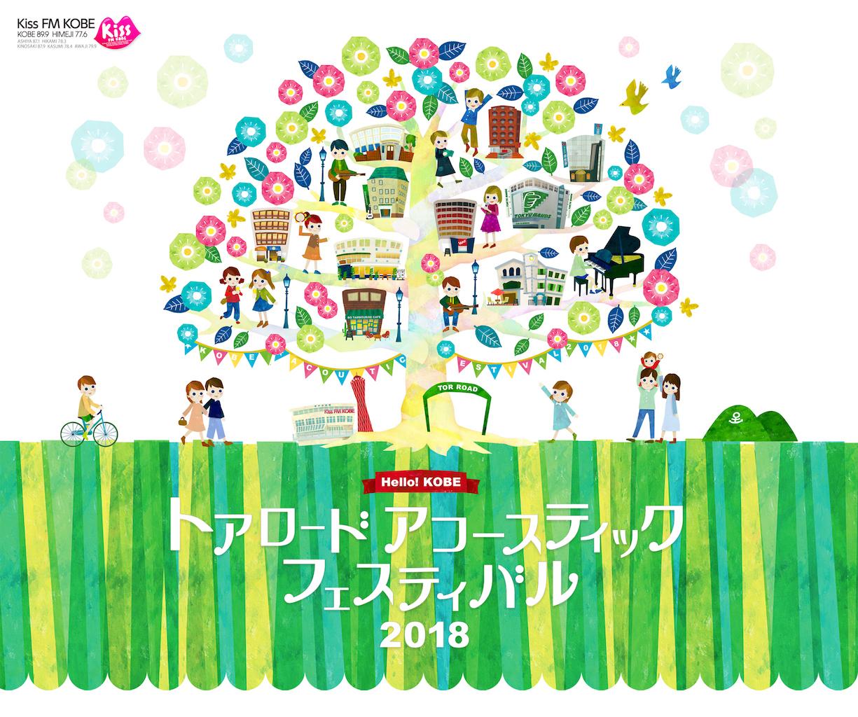 トアロード・アコースティック・フェスティバル 2018