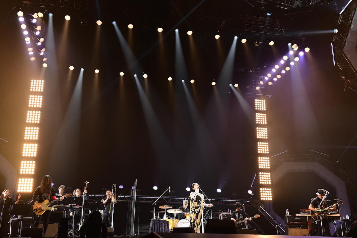 Superfly  ©テレビ朝日 ドリームフェスティバル 2018 / 写真:岸田哲平