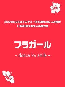 井上小百合(乃木坂46)がフラガールに 映画『フラガール』の舞台化が決定