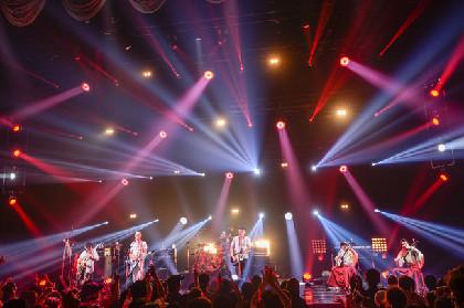 MONKEY MAJIKの申年ツアー、東京公演で吉田兄弟と白熱セッション