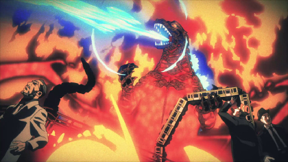 TVアニメ『ゴジラ S.P』今夜初オンエア BiSHのOPとポルカドットのED映像をYouTubeで公開
