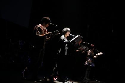 『バンドやろうぜ!』生田鷹司、 小林正典、 蒼井翔太、 黒沢ともよが揃い踏み!ミニアルバム発売告知も飛び出した『BANYARO Fes』