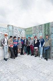 Wanna One、メンバーの日本語曲紹介付きプレイリストがサブスクサイトで配信開始 メンバーの直筆サインが当たるキャンペーンも