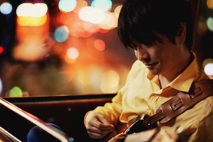 小沢健二、新シングル「フクロウの声が聞こえる」のジャケ写は松本大洋の描き下ろし